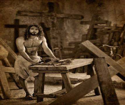 Jesus Was A Carpenter, What Did He Build