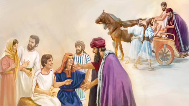 What Was Jesus Second Miracle